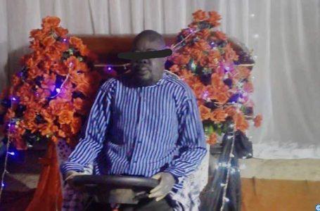 Funérailles joyeuses au Ghana